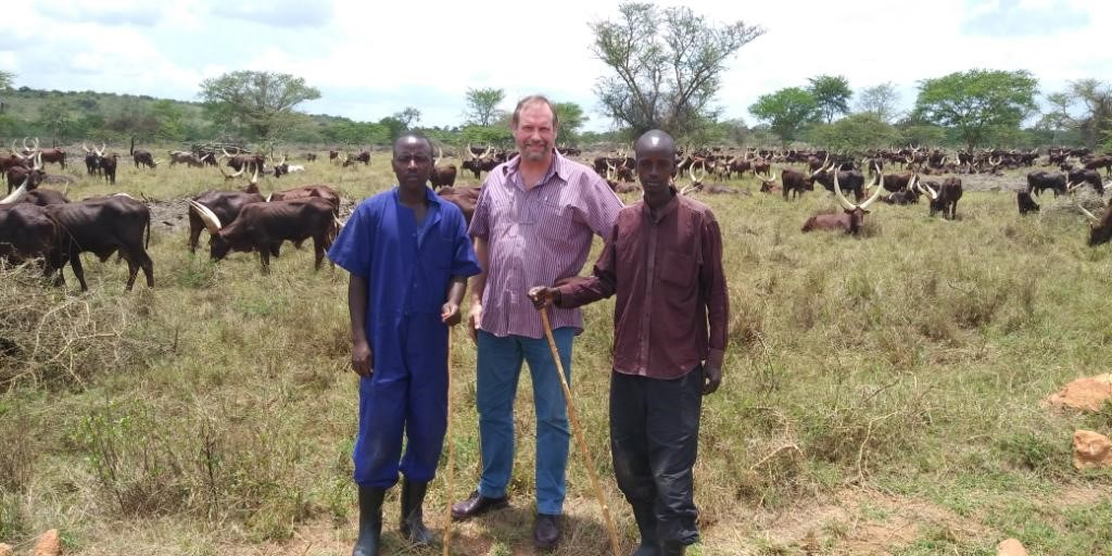 CEO of ADC Hennie in the field