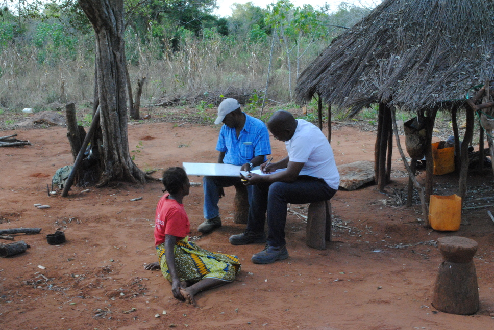 ACER Africa helps with resettlement
