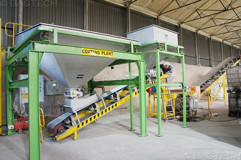 Bagtech International Fertiliser Equipment