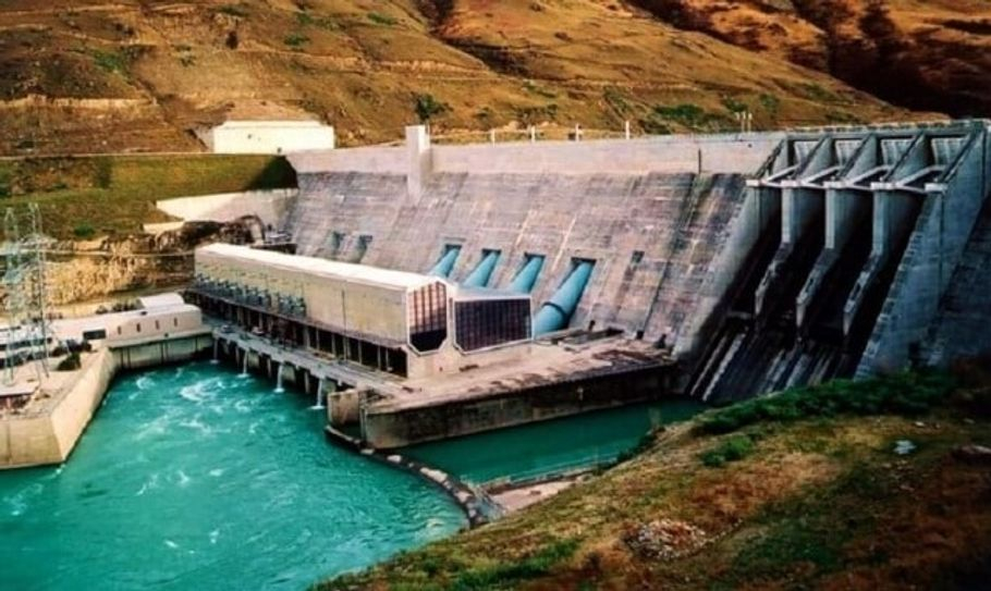DEGITECH ENERGY hydro power plant
