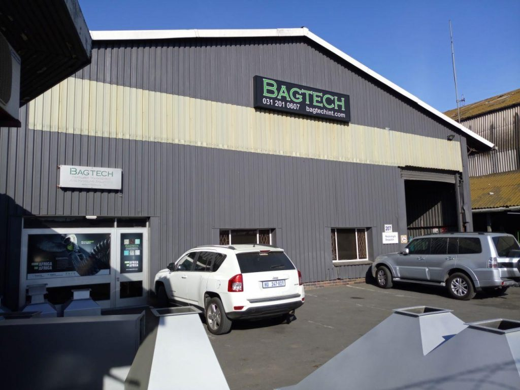 Bagtech International headquarters