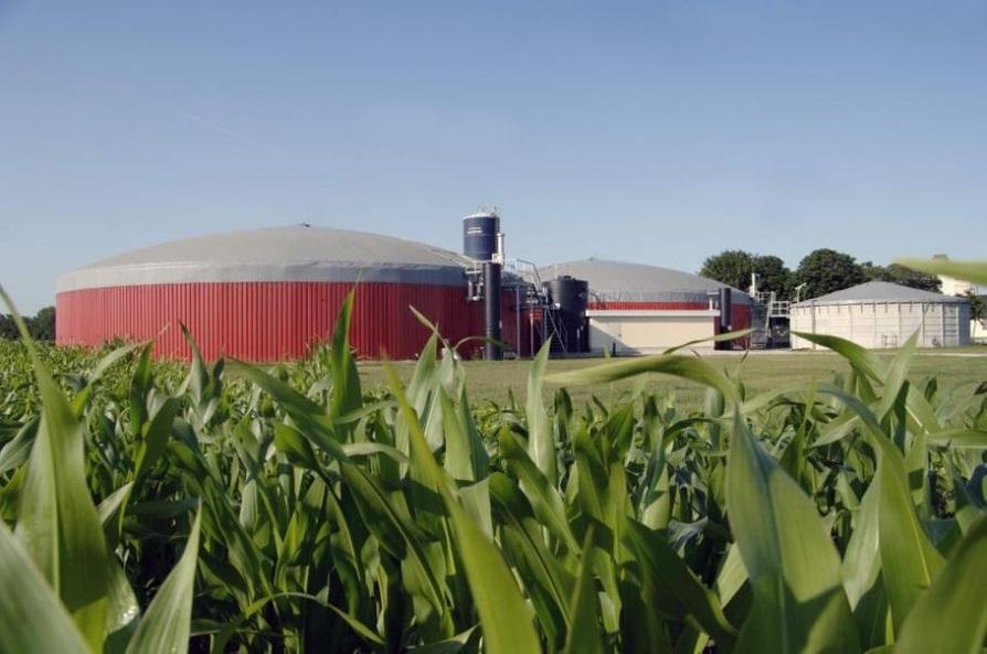 DEGITECH ENERGY biogas installation