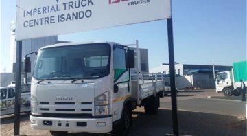 Imperial Isuzu Truck Centre Isando