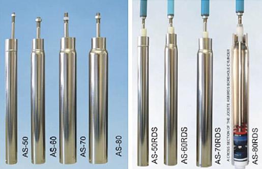 Jooste Borehole Cylinders