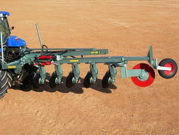 Erdvark Reversible Disc Plough RDP