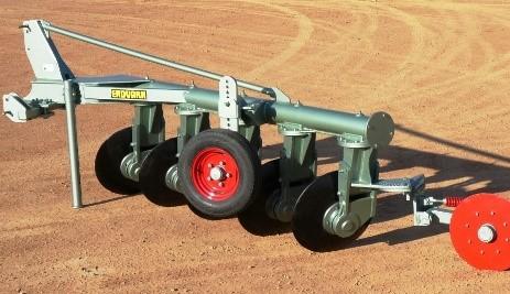 ErdvarkDisc Plough 3 Point