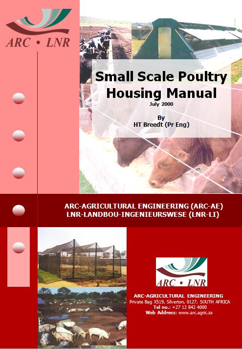 Small-Scale Poultry farming manual