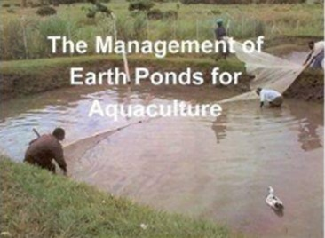 Fish Farming Publications management of earth ponds