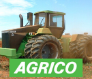 Agrico Tractor