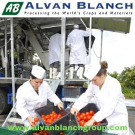 ALVAN BLANCH Mobile Fruit Processing