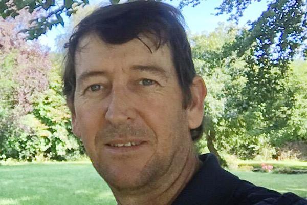 Kent Yeatman Castor bean farmer